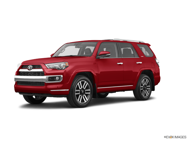 New 2018 Toyota 4Runner in Cape Girardeau, MO