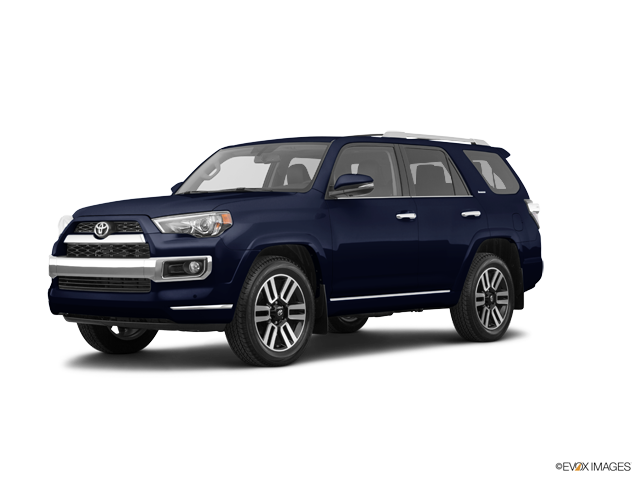 New 2018 Toyota 4Runner in Henderson, NC