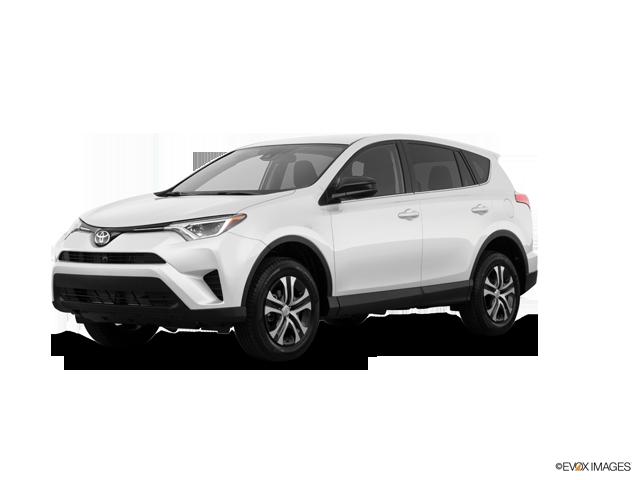 New 2018 Toyota RAV4 in Aurora, CO