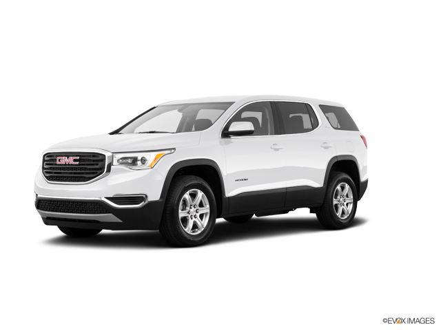 New 2018 GMC Acadia in Waipahu, HI