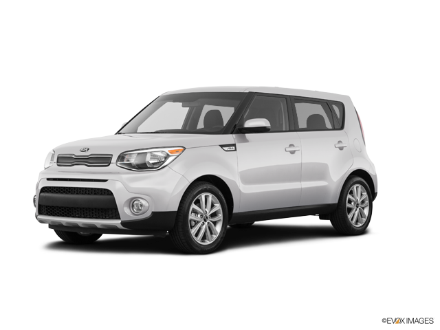 New 2018 KIA Soul in Johnson City, TN