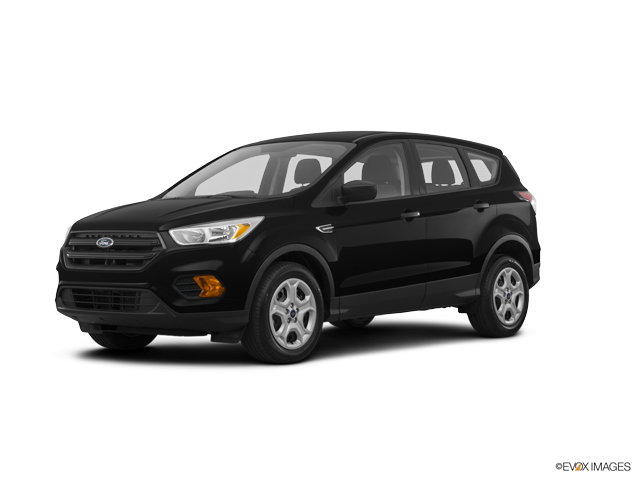 New 2018 Ford Escape in Muskogee, OK