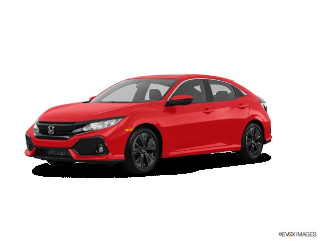 2018 Honda Civic Hatchback EX
