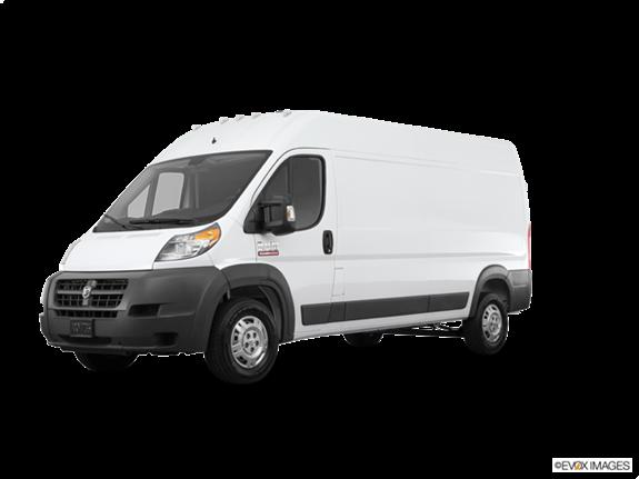 2018 Ram ProMaster Cargo Van Low Roof