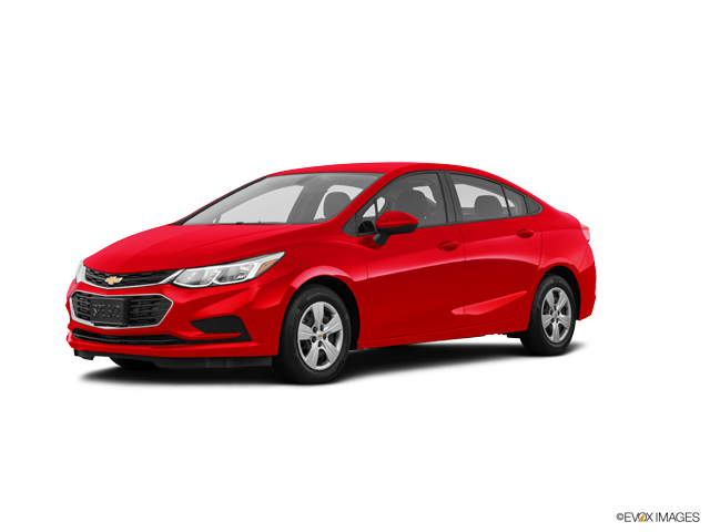 New 2018 Chevrolet Cruze in Brook Park, OH