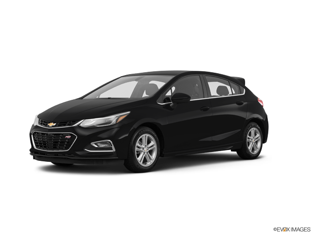 New 2018 Chevrolet Cruze in High Point, NC