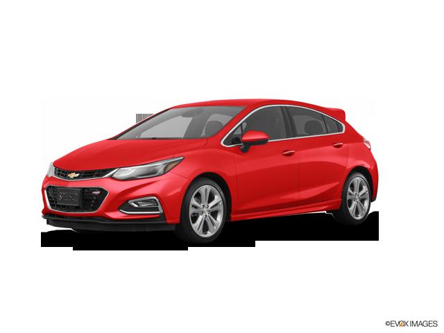 New 2018 Chevrolet Cruze in Tulsa, OK
