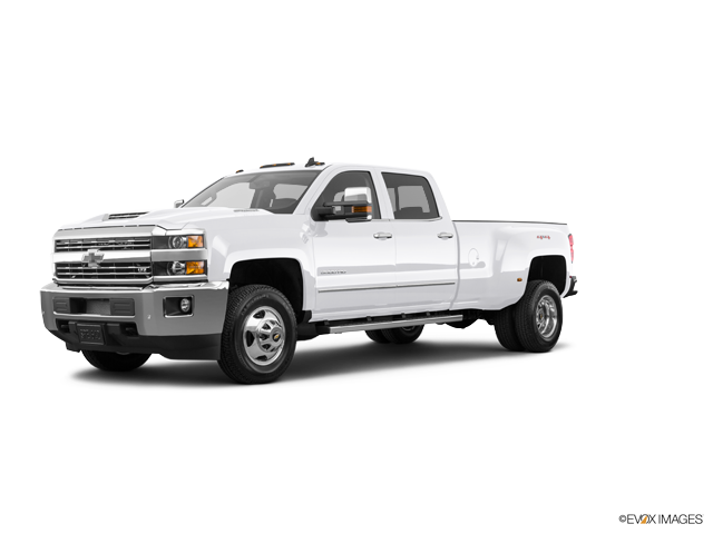 New 2018 Chevrolet Silverado 3500HD in Marietta, GA