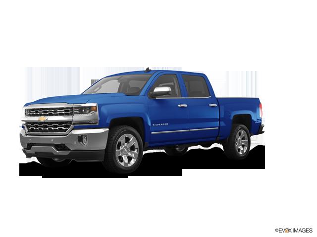 New 2018 Chevrolet Silverado 1500 in Llano, TX