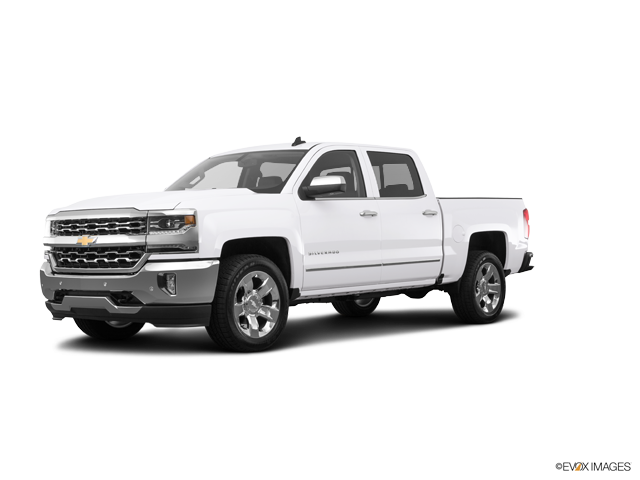 New 2018 Chevrolet Silverado 1500 in Tulsa, OK