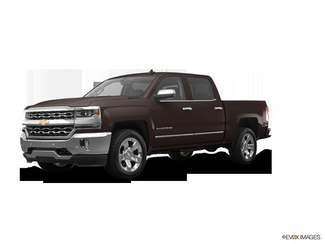 New 2018 Chevrolet Silverado 1500 in Marietta, GA