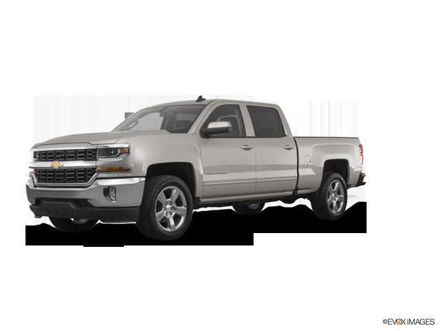 New 2018 Chevrolet Silverado 1500 in Watsonville, CA