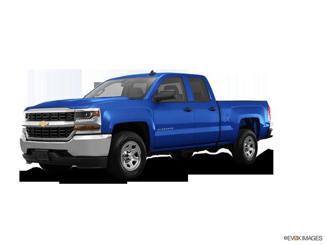New 2018 Chevrolet Silverado 1500 in Greensburg, PA