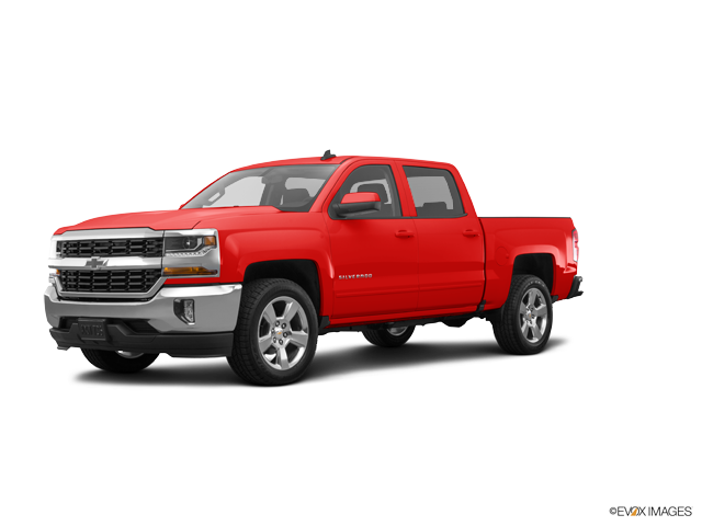 New 2018 Chevrolet Silverado 1500 in Ontario, CA