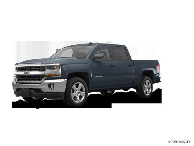 New 2018 Chevrolet Silverado 1500 in Tulsa, OK