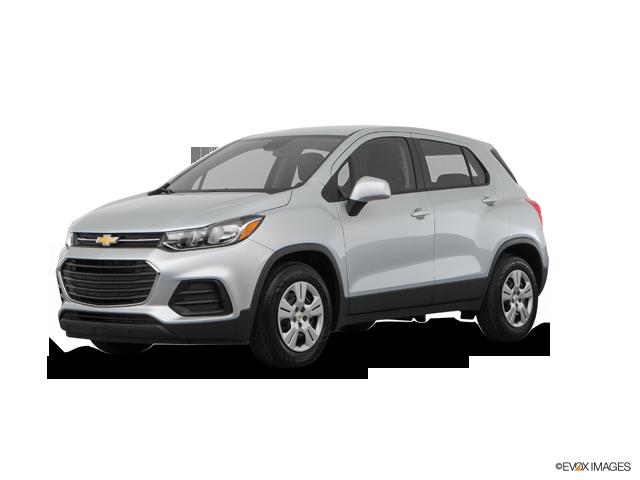 New 2018 Chevrolet Trax in Gadsden, AL