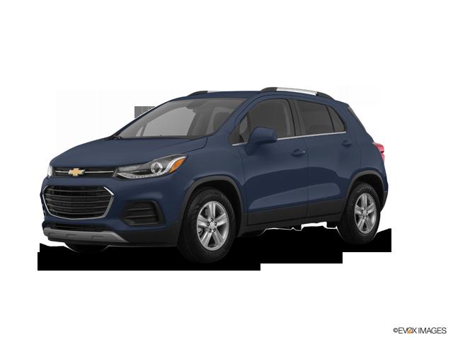 New 2018 Chevrolet Trax in Irvine, CA