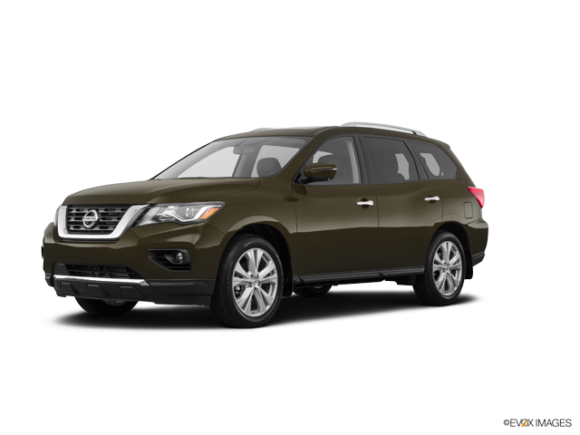 New 2018 Nissan Pathfinder in Yonkers, NY