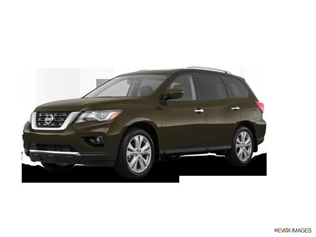 New 2018 Nissan Pathfinder in Houston, TX