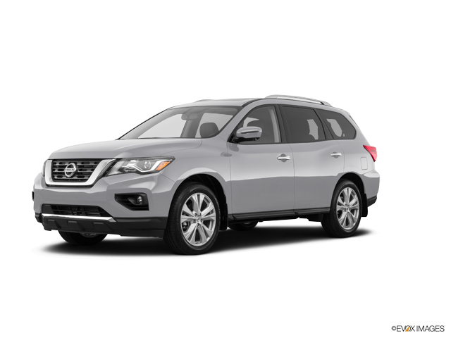 New 2018 Nissan Pathfinder in Fairfield, CA