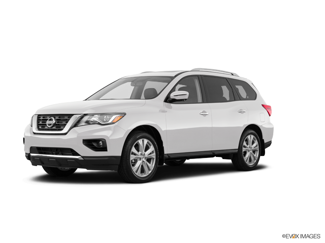 New 2018 Nissan Pathfinder in North Salt Lake, UT