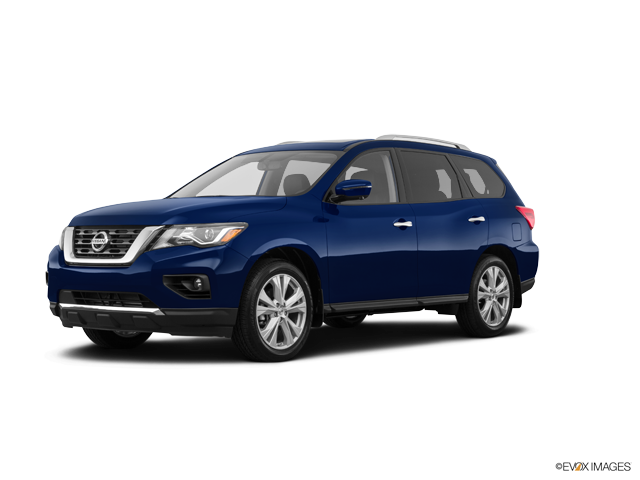 New 2018 Nissan Pathfinder in Holland, MI