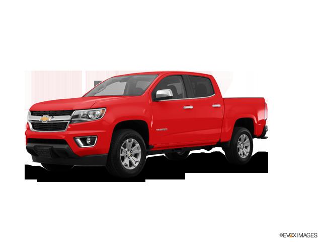 New 2018 Chevrolet Colorado in Llano, TX