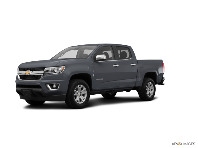 New 2018 Chevrolet Colorado in High Point, NC