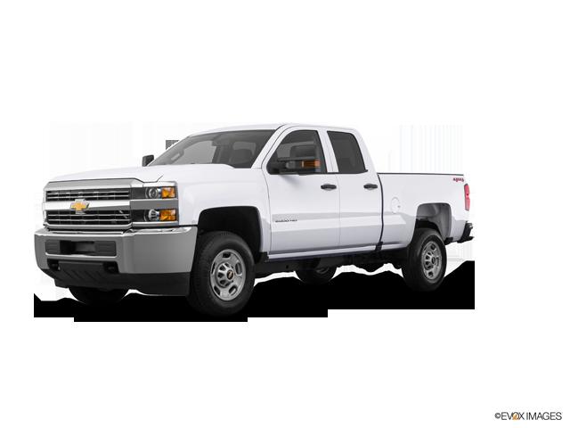 New 2018 Chevrolet Silverado 2500HD in Tulsa, OK