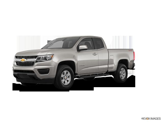 New 2018 Chevrolet Colorado in Ontario, CA