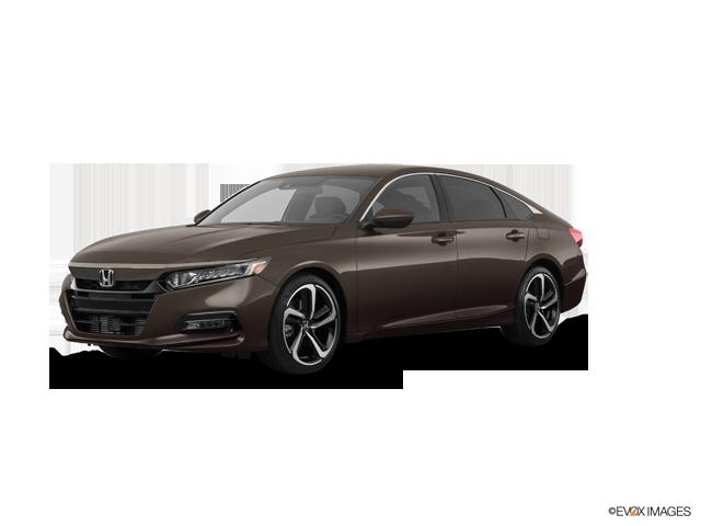 New 2018 Honda Accord Sedan in Birmingham, AL