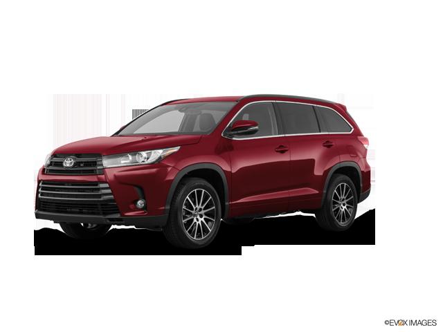 New 2018 Toyota Highlander in Harrisburg, PA