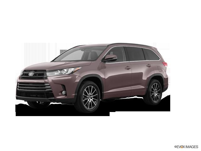New 2018 Toyota Highlander in Alamogordo, NM