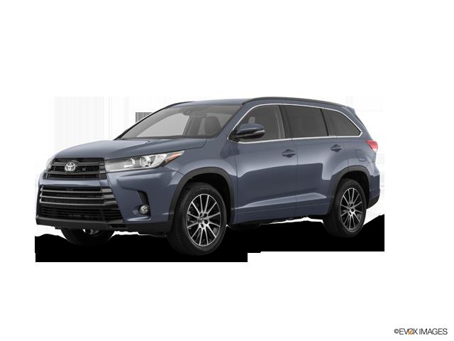New 2018 Toyota Highlander in Clarksdale, MS