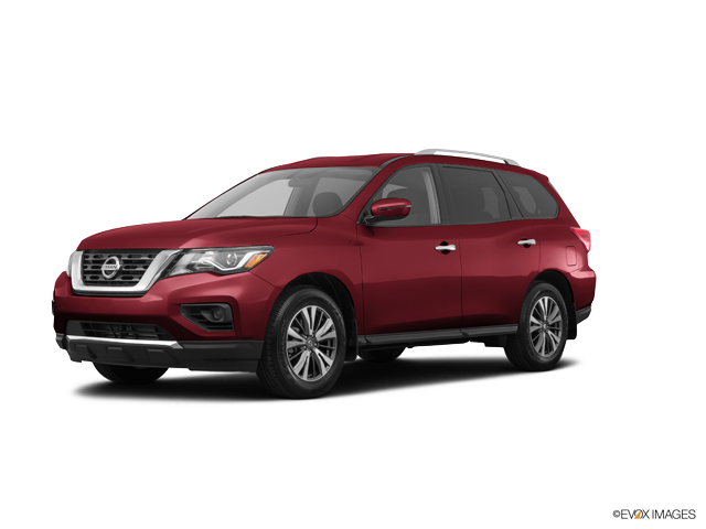 New 2018 Nissan Pathfinder in San Jose, CA