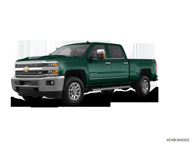 New 2018 Chevrolet Silverado 2500HD in Llano, TX