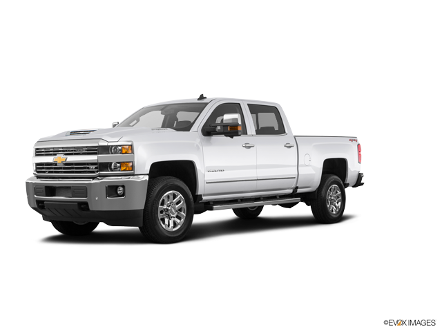 New 2018 Chevrolet Silverado 2500HD in Tulsa, OK