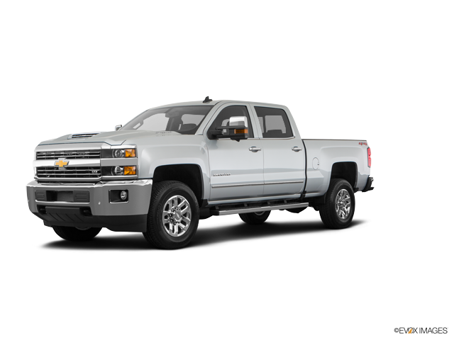 New 2018 Chevrolet Silverado 2500HD in Llano, TX