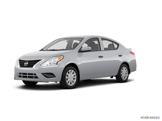 New 2018 Nissan Versa in Hattiesburg, MS