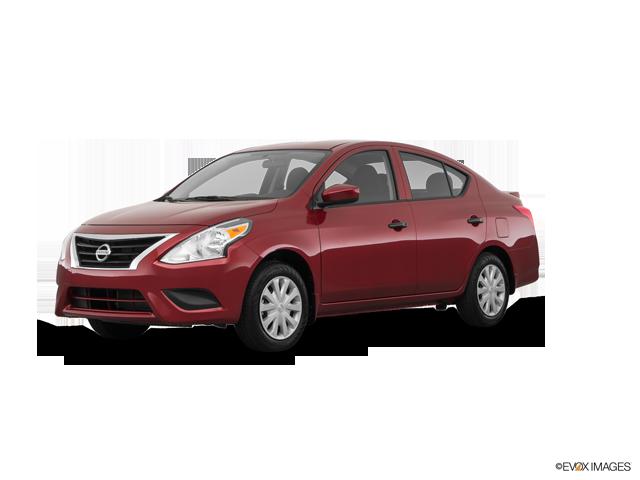 New 2018 Nissan Versa in Columbus, GA