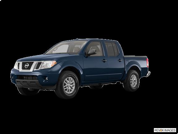2018 Nissan Frontier SV V6