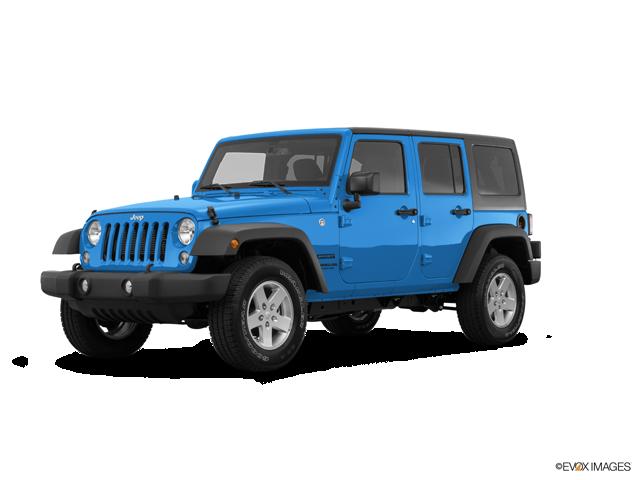 New 2018 Jeep Wrangler JK Unlimited in Honolulu, Pearl City, Waipahu, HI