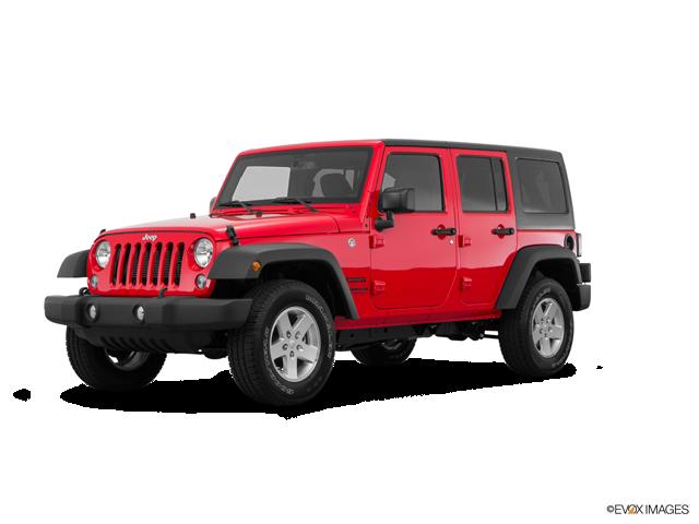 2018 Jeep Wrangler JK Unlimited Sport S 4x4