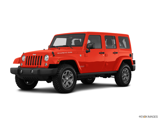 New 2018 Jeep Wrangler Unlimited in Madison, GA