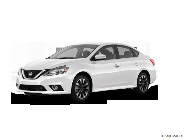 New 2018 Nissan Sentra in Fairfield, CA