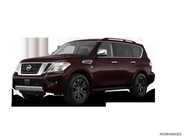 New 2018 Nissan Armada in Tifton, GA