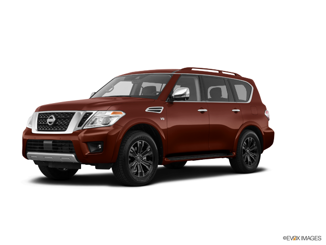 New 2018 Nissan Armada in Santa Fe, NM