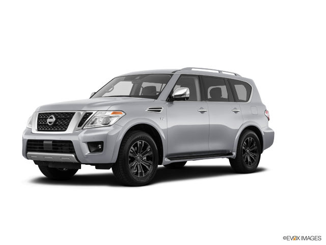 New 2018 Nissan Armada in METAIRIE, LA