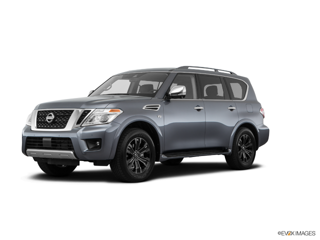 New 2018 Nissan Armada in Fairfield, CA