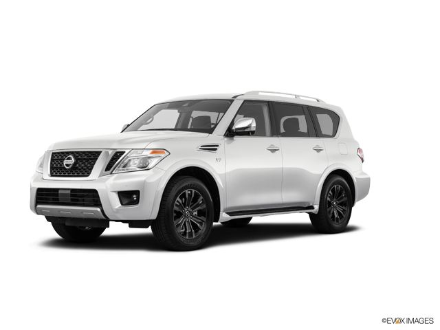 New 2018 Nissan Armada in Tifton, GA